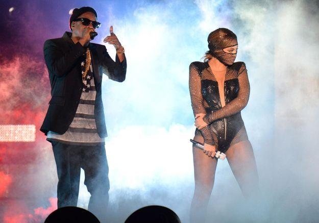 Beyoncé et Jay Z: les premières images de leur tournée «On The Run»
