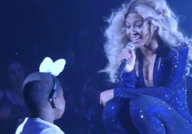 Beyoncé réalise le rêve d'une fillette atteinte d'un cancer