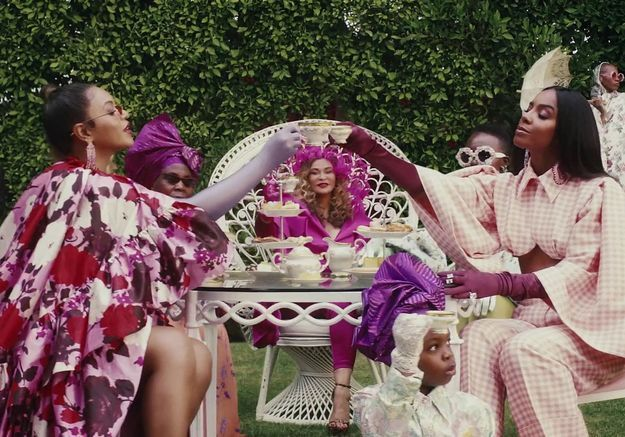 Beyoncé : sa fille, Blue Ivy au casting de son film « Black is King »
