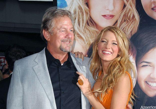 Blake Lively en deuil : son père est décédé