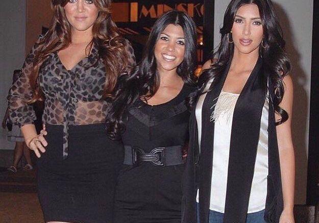 "Kim Kardashian est reconnaissante pour son ""glow up"""