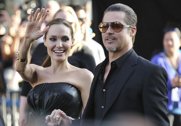 Brad Pitt attaqué à l'avant-première de «Maléfique»