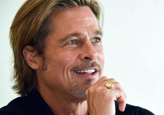 Brad Pitt : cette incroyable photo avec une actrice française