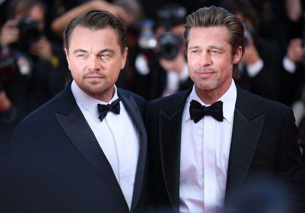 Brad Pitt et Leonardo DiCaprio rendent hommage à Luke Perry, leur partenaire dans « Once upon a time… in Hollywood »