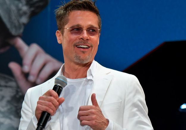 Brad Pitt : pour tirer un trait sur Angelina Jolie, il fait effacer ses tatouages !