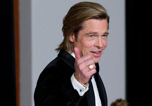 Brad Pitt s'affiche à un concert avec une célèbre actrice