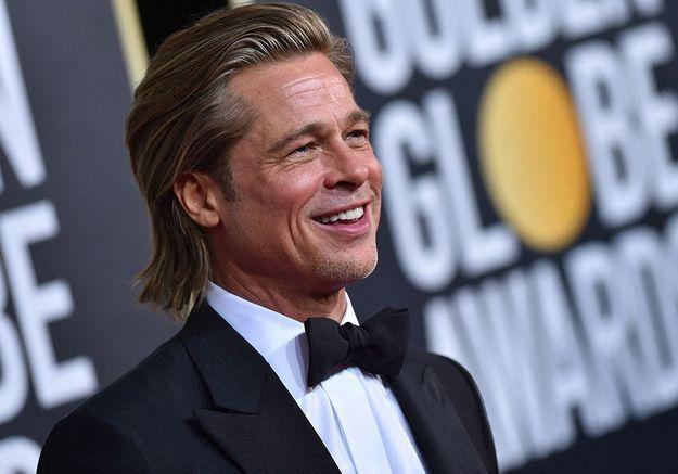 Brad Pitt s'amuse de sa « vie amoureuse désastreuse »