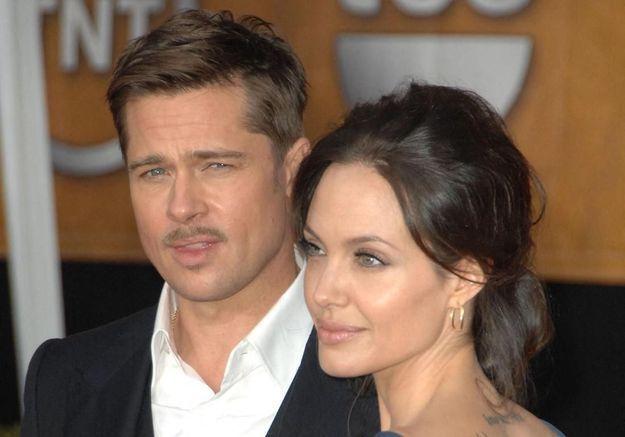 Brad Pitt violent avec Angelina Jolie ? L'actrice va dévoiler de nouveaux documents