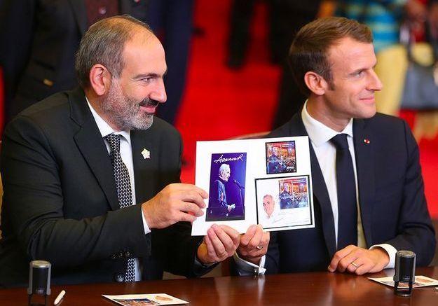 Inauguration du timbre à l'effigie du chanteur