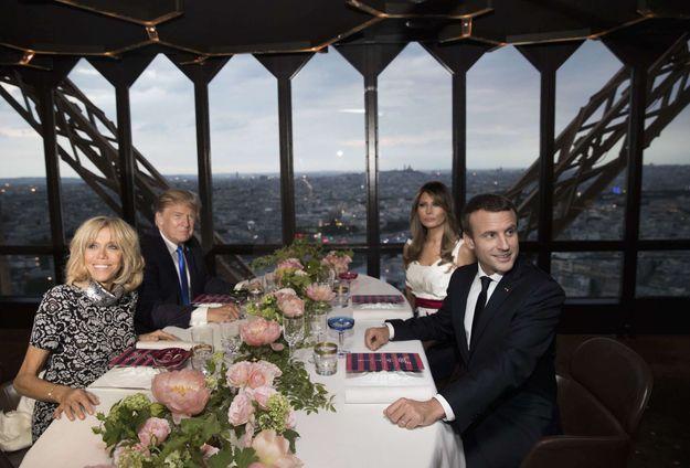 Un dîner à la capitale