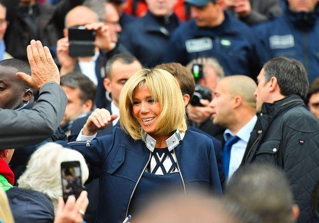 Brigitte Macron : les femmes lui disent merci !