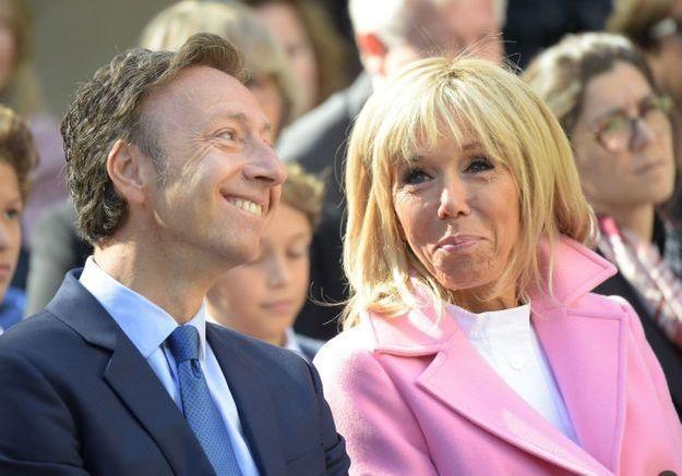 Brigitte Macron : qu'adore-t-elle tant chez Stéphane Bern ?