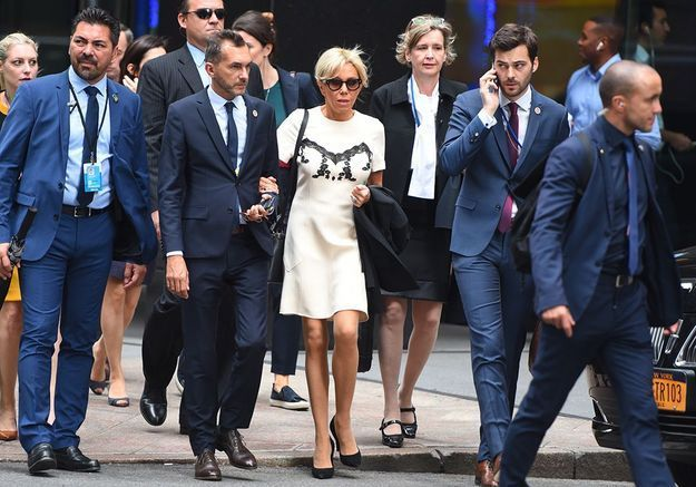 Brigitte Macron : une ...