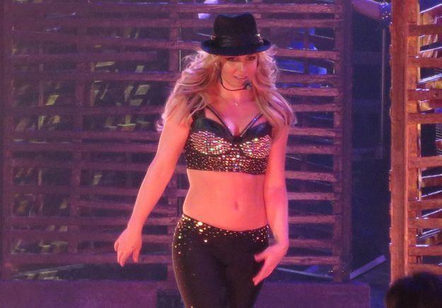 Britney Spears enflamme Las Vegas