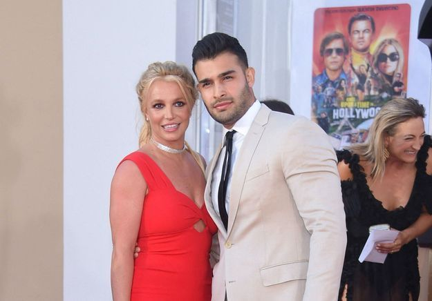 Britney Spears : son compagnon lui apporte son soutien après la diffusion d'un documentaire choc