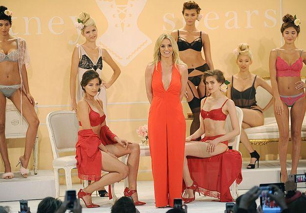 Britney Spears va offrir sa collection de lingerie à Kate Middleton