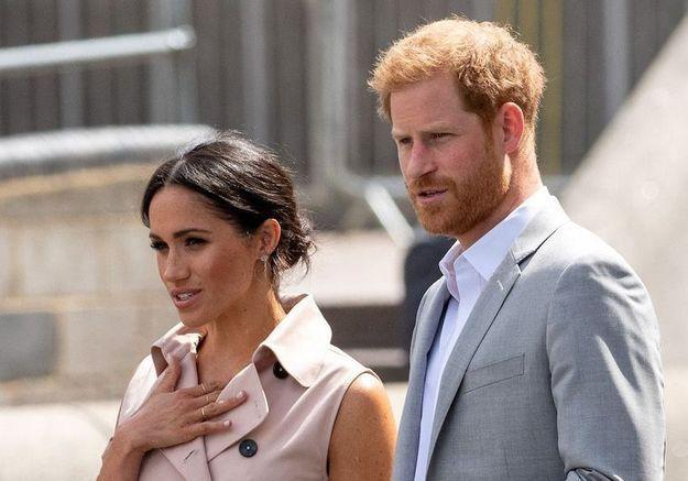 « C'est terriblement triste » : la famille royale réagit à la fausse couche de Meghan Markle