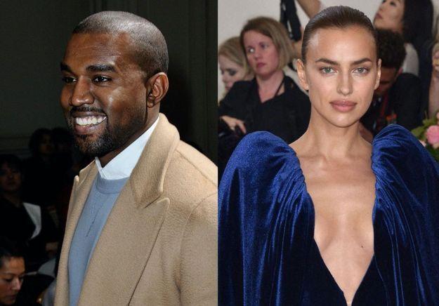 « Ça n'a jamais été sérieux » : Kanye West déjà séparé d'Irina Shayk ?