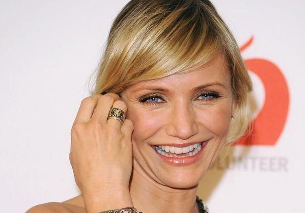 Cameron Diaz: botox, poils pubiens, acné… Elle révèle tout !