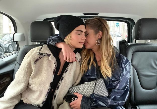 Cara Delevingne : elle officialise enfin son couple avec la comédienne Ashley Benson