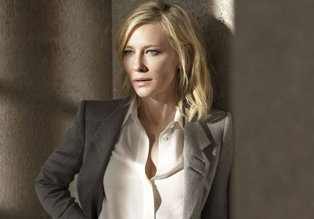 Cate Blanchett évoque l'adoption de sa fille, Edith