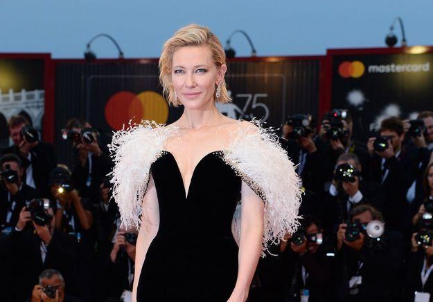 Cate Blanchett songe à mettre un terme à sa carrière