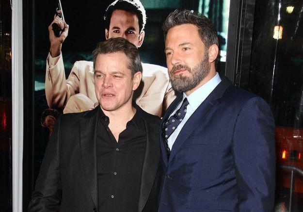 Ce que Matt Damon pense de la relation entre Jennifer Lopez et Ben Affleck