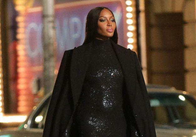 Ce que Naomi Campbell a sacrifié pour sa carrière de mannequin