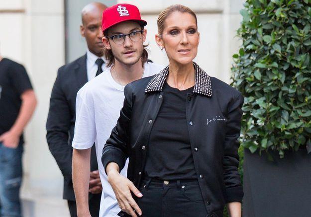 Céline Dion : écoutez son fils René-Charles qui se lance dans la musique !