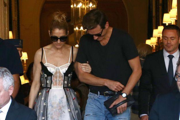 Céline Dion et Pepe Munoz