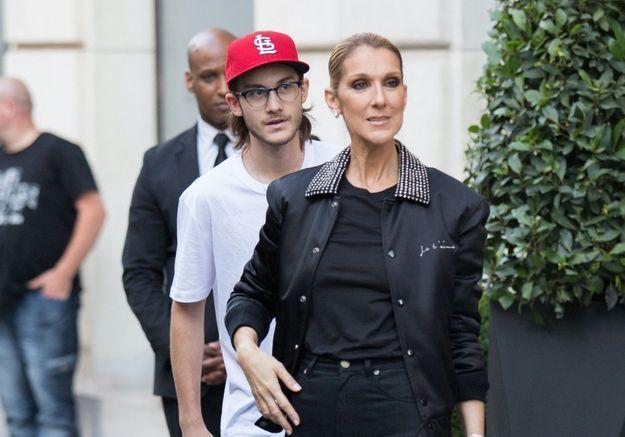 Céline Dion « fière » : son fils René-Charles fait ses débuts dans la musique