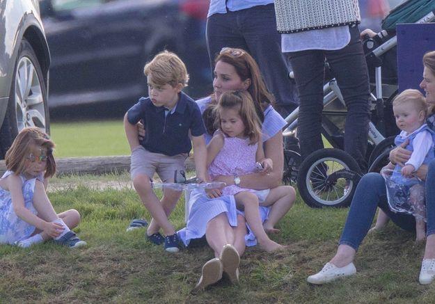Kate et sa tribu