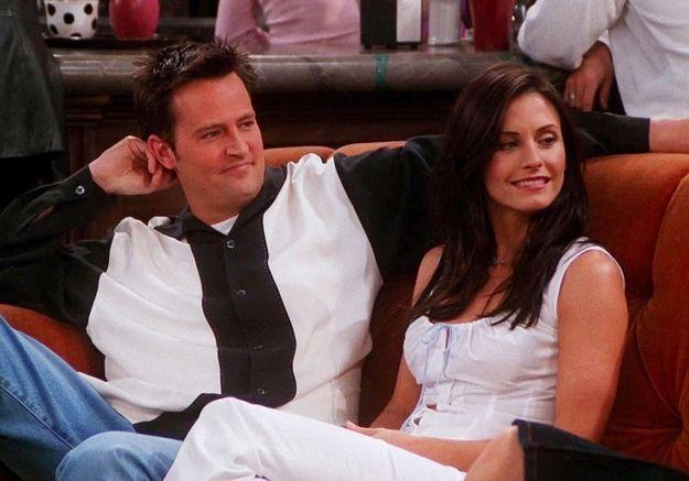 Chandler et Monica : des retrouvailles annonciatrices du retour de Friends ?
