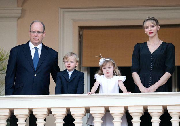 Charlène de Monaco : les adorables clichés de Jacques et Gabriella déguisés