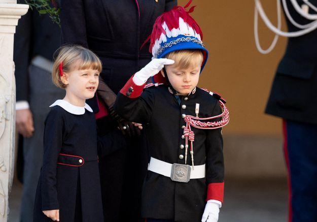 Charlène de Monaco partage d'adorables clichés pour les six ans de Jacques et Gabriella
