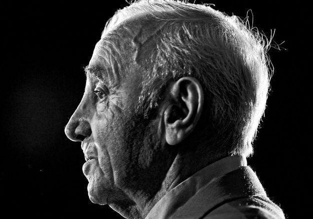 Charles Aznavour : « Je veux mourir le plus tard possible »