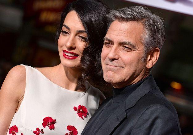Charlottesville : George et Amal Clooney font un don d'un million de dollars pour combattre la haine