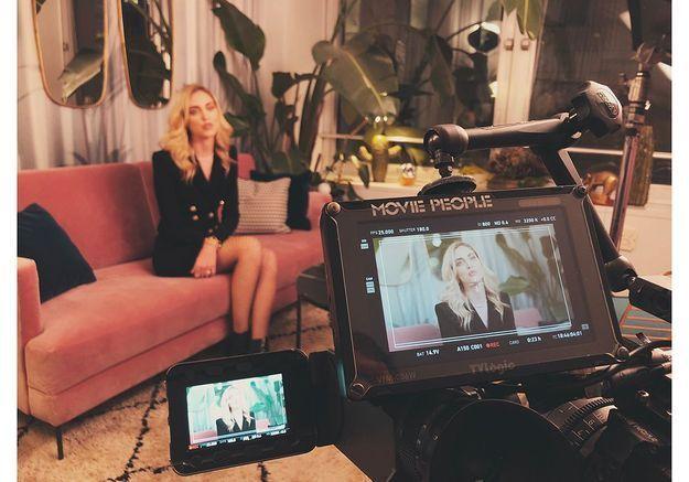 Chiara Ferragni : « Ce documentaire, c'est moi, plus vulnérable et plus réelle que sur les réseaux sociaux »
