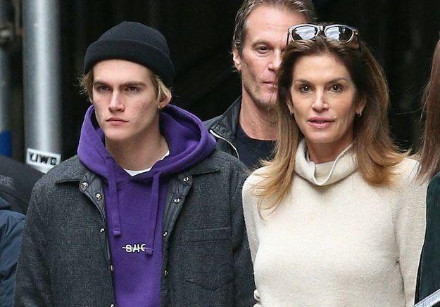 Cindy Crawfordest «inquiète» pour la santé de son fils Presley