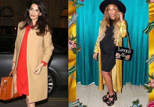 Clooney-Beyoncé : la guerre des jumeaux