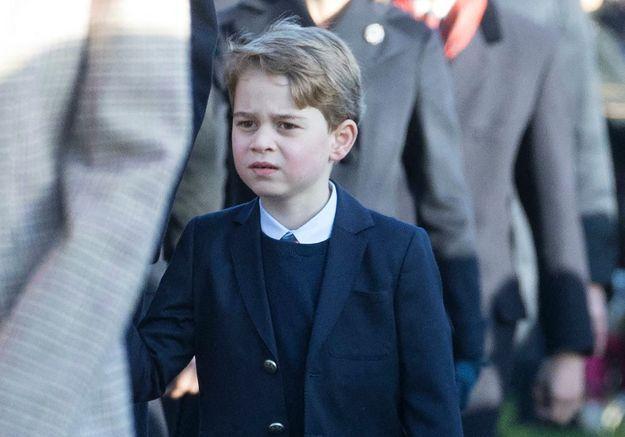 Comment Kate et William ont expliqué au prince George qu'il allait devenir roi