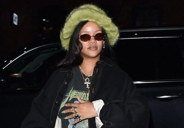 Comment Rihanna a célébré le départ de Donald Trump de la Maison Blanche