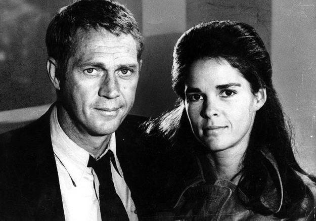 Couple de légende : Ali MacGraw et Steve McQueen, la passion destructrice