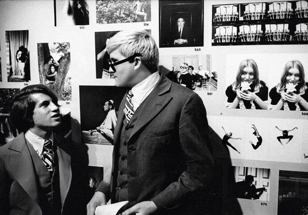 Couple de légende : David Hockney & Peter Schlesinger