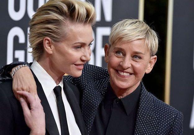 Couple de légende : Ellen DeGeneres et Portia de Rossi, ensemble contre tous