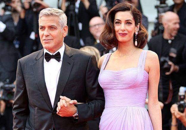Couple de légende : George et Amal Clooney, la dolce vita à Hollywood
