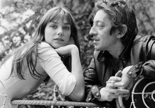 Couple de légende : Jane Birkin et Serge Gainsbourg, un tandem éternel