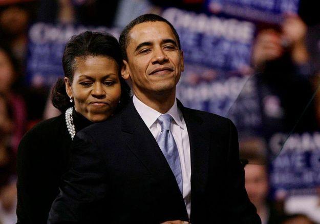 Couple de légende : Michelle et Barack Obama, le power couple