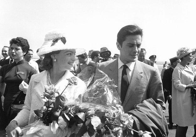 Couple de légende :  Romy Schneider & Alain Delon, les éternels fiancés