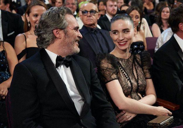Couple de légende : Rooney Mara et Joaquin Phoenix, les rebelles
